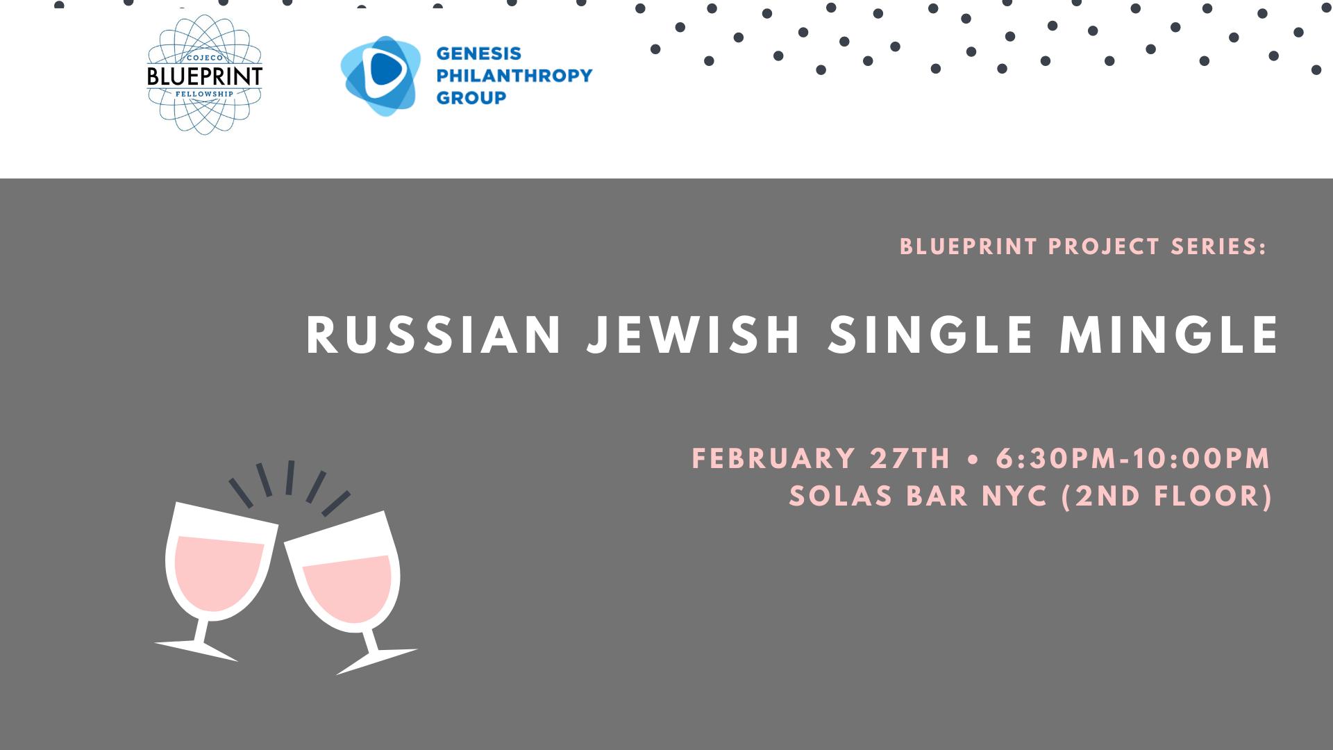 Russian jewish singles